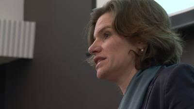Topeconome Mariana Mazzucato bezoekt EZ: 'Overheid moet durven ondernemen'