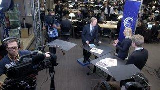 Afbeelding bij video 'Achter de schermen van Brussel - Media-aandacht voor Europese burgers'