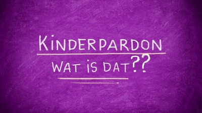 Video: Kinderpardon wat is dat?