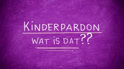 Video: Kinderpardon wat is dat?