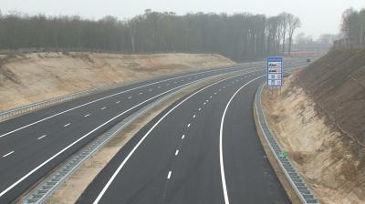 Opening A74 Venlo