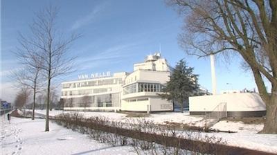Nominatie Van Nelle Ontwerpfabriek voor de UNESCO werelderfgoedlijst